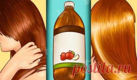Как избавиться от выпадения волос, перхоти, ломкости...!