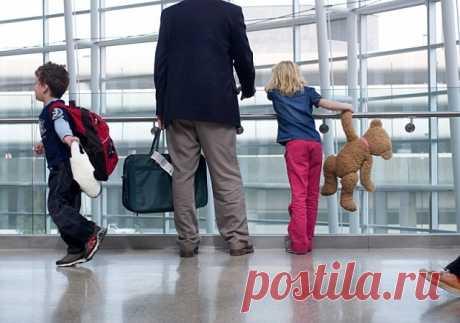 Запрет на выезд детей за границу: порядок подачи иска, необходимые документы