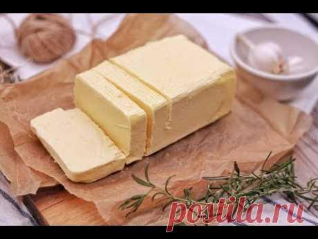 Как проверить сливочное масло на натуральность? /Опыт