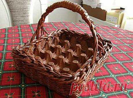 Корзинка для пасхальных яиц - Одноклассники
