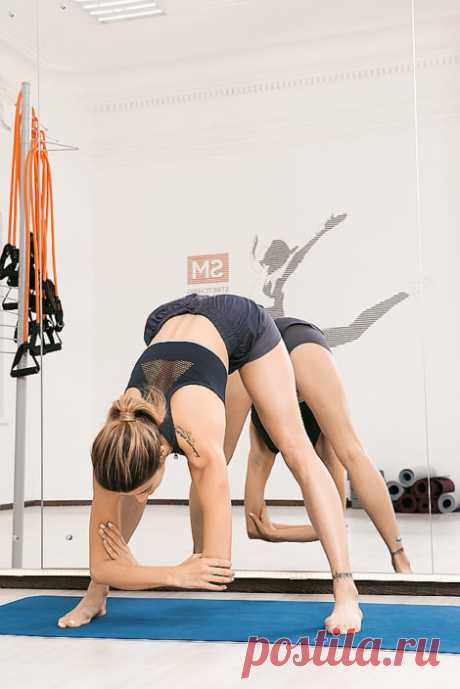 Как сесть на шпагат: упражнения для занятий самостоятельно