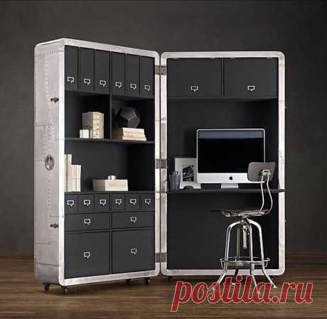 шкаф-рабочий кабинет