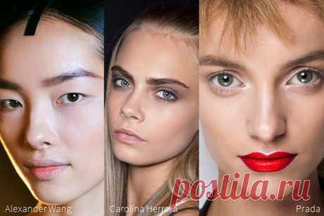 5 правил макияжа без туши