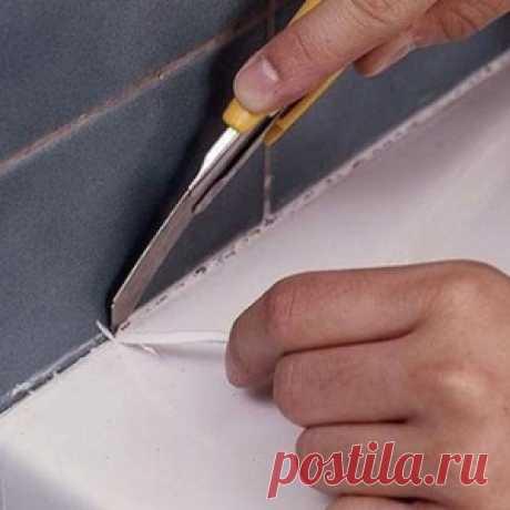 Чем и как удалить силиконовый герметик с различных поверхностей? - МирТесен
