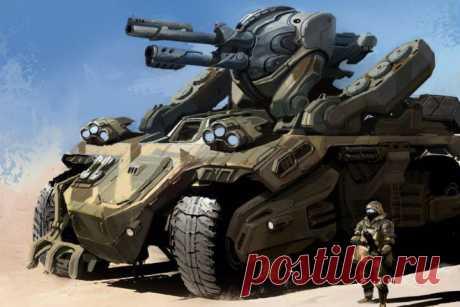 Фантастическое оружие российской армии Российская армия переживает ренессанс прямо сейчас. Автоматы нового поколения, активная защита, сверхскоростные вертолеты. Фантастическое оружие России просто не имеет аналогов нигде в мире.  И речь н…