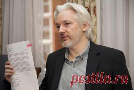 Создатель WikiLeaks Ассанж раскрыл, как Тереза Мэй попала в ловушку Москвы