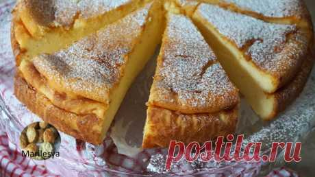 Польский творожный пирог - Кулинарный Блог - медиаплатформа МирТесен