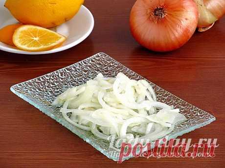 Как замариновать лук для салата быстро и вкусно | Простые рецепты с фото