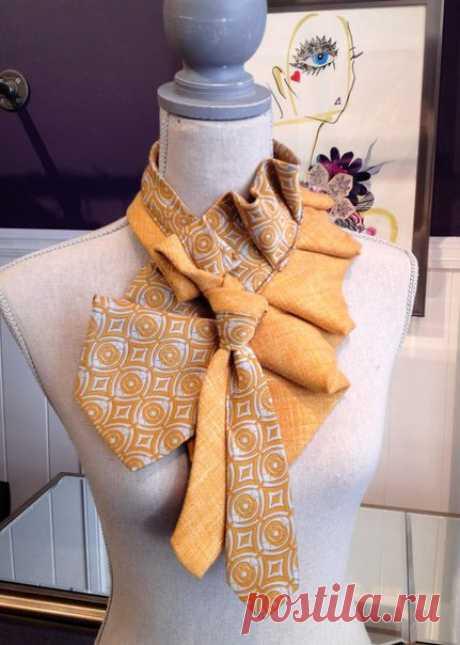Из галстуков. Идеи / Любимая Азия