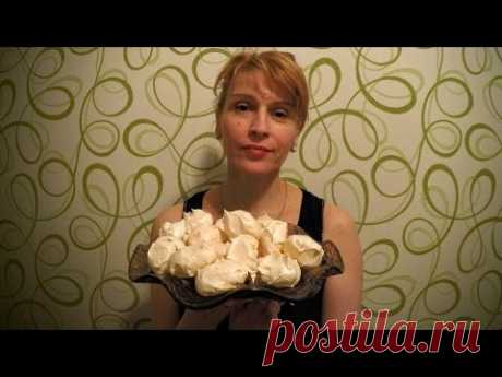 How to make meringue in house conditions the recipe of the Secret of preparation of cake