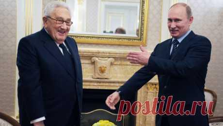 """Киссинджер Трампу: """"Санкции отменить, Крым — признать"""""""