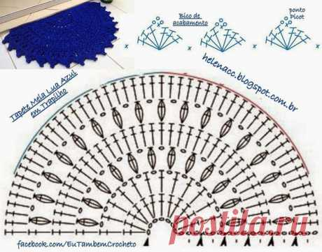 коврики крючком | Записи в рубрике коврики крючком | Дневник Тамара_Вольф
