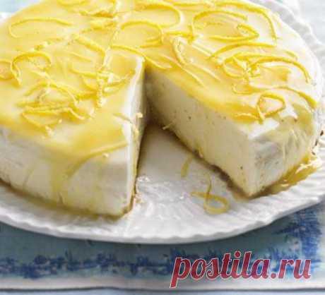 Лимонный чизкейк: простые и вкусные рецепты с фото
