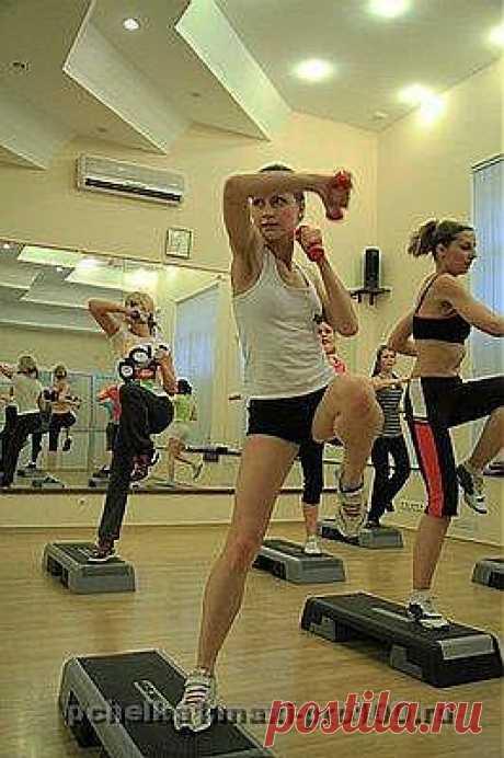 Виды и направления фитнеса. комплекс. упражнения. картинки.