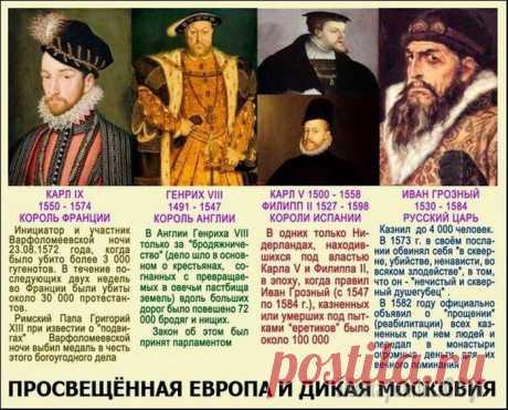 Рюриковичи и Романовы в истории России