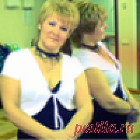 Наташа Лазутина