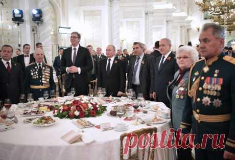 مشرق نیوز - عکس/ دیدار نتانیاهو با پوتین