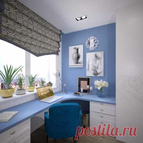 Комната для девушки - Дизайн интерьеров | Идеи вашего дома | Lodgers