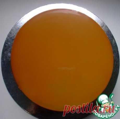 Карамельная глазурь - кулинарный рецепт