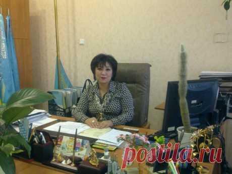 Гульжан Досаева