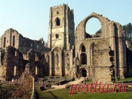 Фаунтинское аббатство — Путешествия