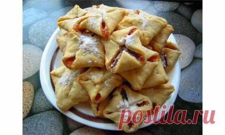 Печенье за 10 минут - рецепт с фото - как приготовить - ингредиенты, состав, время приготовления - Дети Mail.Ru