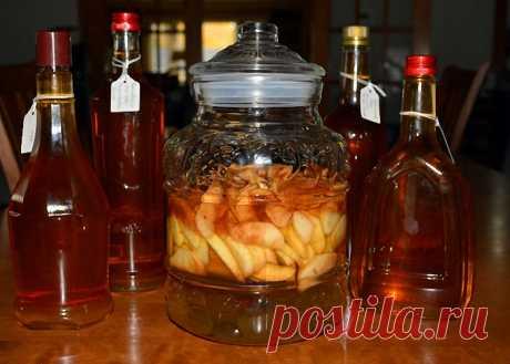 Вкусные и полезные ликеры готовим сами