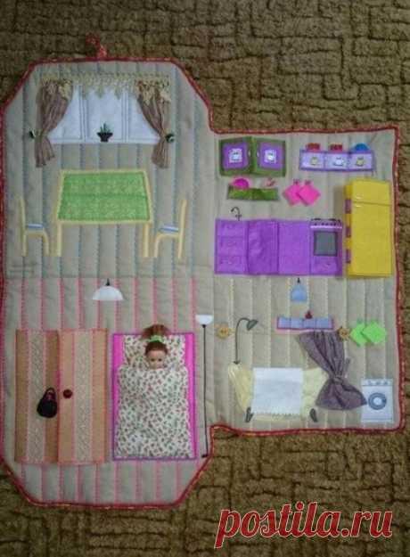 Отличная идея рюкзаки-игрушки в дорогу для дочки