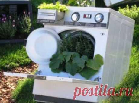 Варианты полезных самоделок из старой стиральной машины
