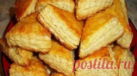 Замечательный рецепт «Печенье на кефире»