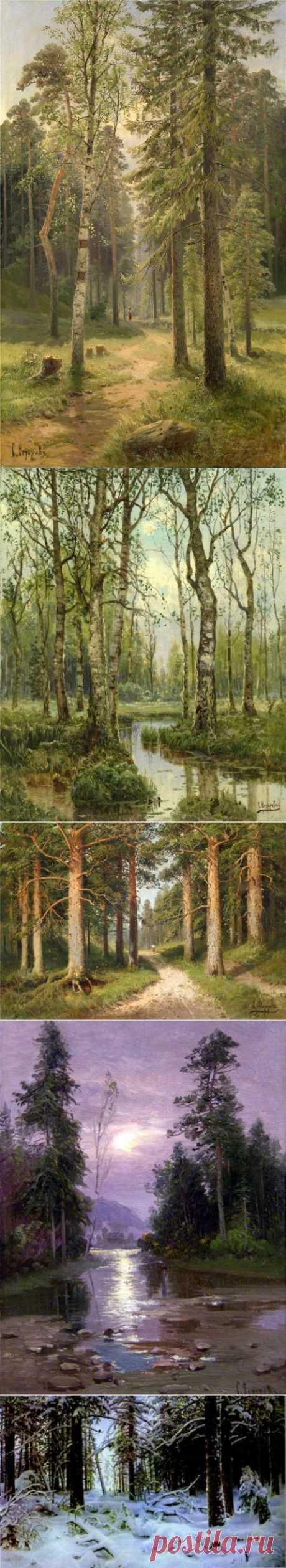 (+1) - Семен Федорович Федоров (1867–1910) | Искусство