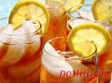 15 освежающих напитков
