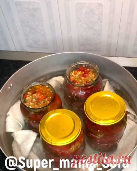 Рецепты | Кулинария | Еда в Instagram: «И сново ЗАГОТОВКА🤭ПЕРЕЦ НА ЗИМУ🌶🌶🌶 😋😀 Вкусный, с приятной кислинкой, Зимой с картошечкой ВАХ как это вкусно😅👍 Приготовьте, вы не…» 21.8 тыс. отметок «Нравится», 403 комментариев — Рецепты | Кулинария | Еда (@super_mama_sofa) в Instagram: «И сново ЗАГОТОВКА🤭ПЕРЕЦ НА ЗИМУ🌶🌶🌶 😋😀 Вкусный, с приятной кислинкой, Зимой с картошечкой ВАХ…»