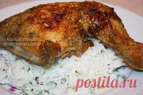 Курица, томлёная в масле. Простой, но очень необычный рецепт классической французской кухни. #мишлен на дому   Кулинарные импровизации   Яндекс Дзен
