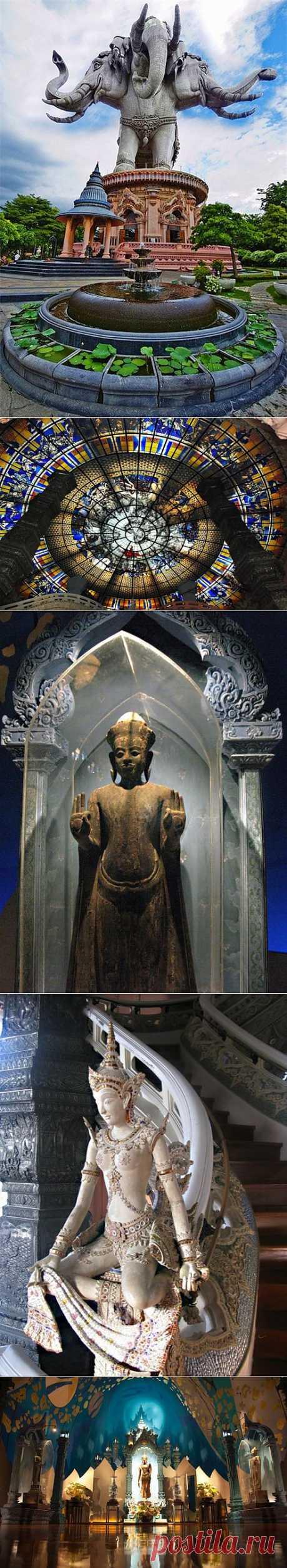 (+1) тема - Сказочное чудо Таиланда | УДИВИТЕЛЬНОЕ