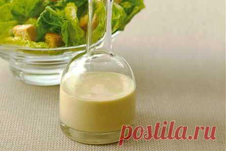 5 самых вкусных заправок для салатов.
