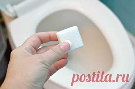 «Туалетные бомбы»: таблетки из 3 простых ингредиентов, которые есть у каждого на кухне, помогают мне поддерживать унитаз в чистоте