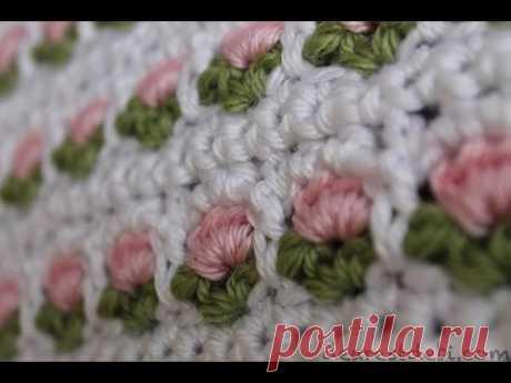 Window Flower Stitch
