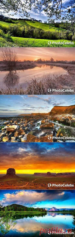Обои с прекрасными уголками природы 633 » PHOTOCELEBS.ru - Фото Знаменитостей и обои для рабочего стола