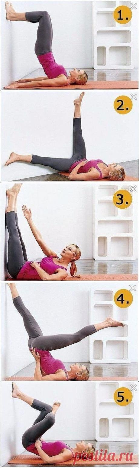 Выполняйте эти упражнения в течении двух недель и вы заметите, как...
