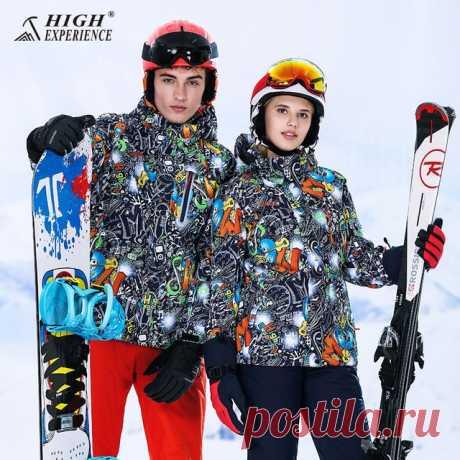 Женские костюмы для сноубординга и лыжного спорта 2018-2019 — Алиэкспресс Обзор