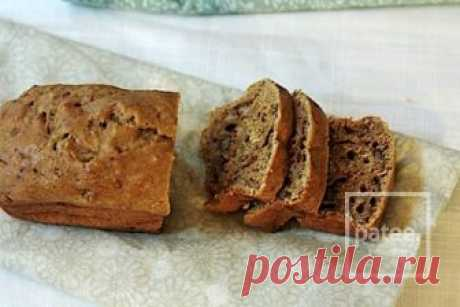 El pan de calabazas con las nueces - la receta con las fotografías - Patee. Las recetas