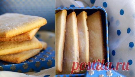 Необычное и вкусное печенье — бюджетно и просто