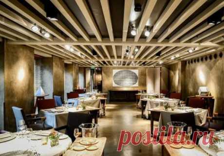Мебель и оборудование для ресторана, бара и кафе - Мебель в интерьере