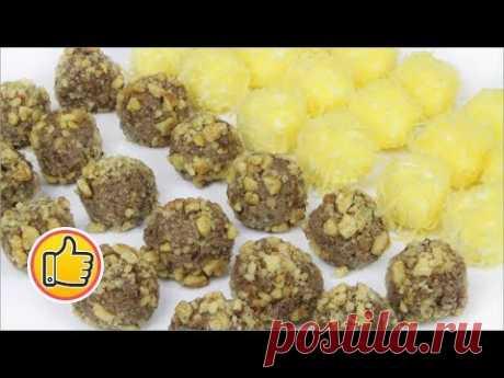 Ferrero y Raffaello, la Colación De fiesta | Snack Ferrero and Raffaello