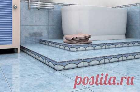 Плитка на пол в ванной комнате и кафельная мозаика Требования к напольной плитке в ванной комнате. Бикоттура, моноктура, монопроза и клинкерная плитка. Обзор керамогранита и мозаики для ванной.