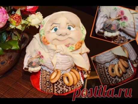 Поиск на Постиле: чулочная кукла
