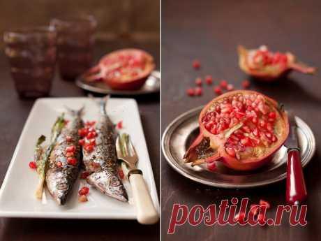 Вкус отличный;)) Запеченная сайра с перцем — Вкусные рецепты
