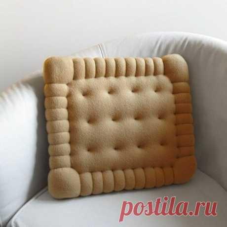Идеи забавных подушек в детскую или в спальню — Сделай сам, идеи для творчества - DIY Ideas