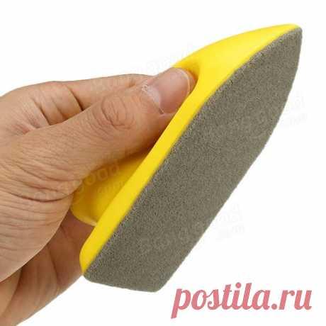 Как сделать удобный инструмент с наждачной бумагой